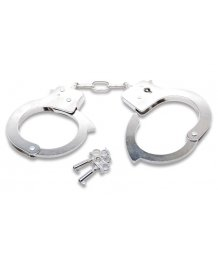 Наручники с ключами Pipedream Official Handcuffs
