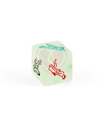 Игровой кубик с секс-позами светящийся