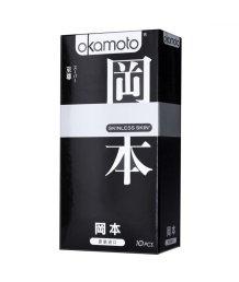 Набор из 3 видов презервативов Okamoto Skinless Skin 10 шт