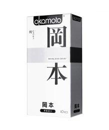 Классические презервативы Okamoto Skinless Skin Purity 10 шт