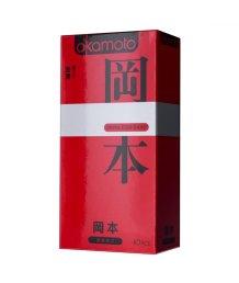 Ультра-тонкие Okamoto Skinless Skin Super Thin 10 шт