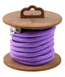 Нейлоновая веревка для шибари на катушке фиолетовая 3 м