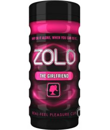 Мастурбатор для реалистичных ощущений Zolo The Girlfriend Cup