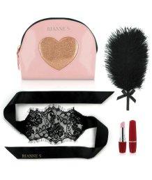 Набор романтичных мини-игрушек Rianne S Kit d'Amour с пудровой сумочкой
