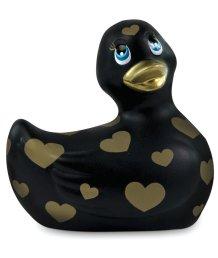 Вибромассажер уточка I Rub My Duckie 2.0 Romance черная