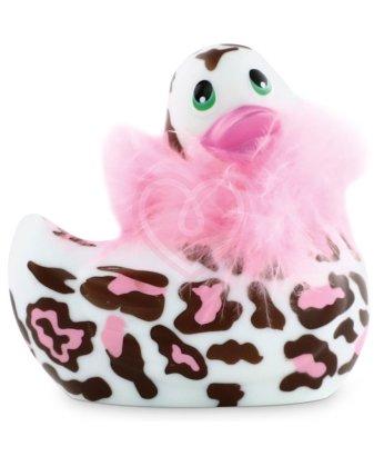 Вибромассажер уточка I Rub My Duckie 2.0 Wild пятнистая