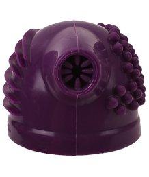 Насадка Tri-Bump для стимуляции клитора фиолетовая