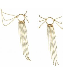 Цепочки на ноги Bijoux Magnifique Feet Chain золотая