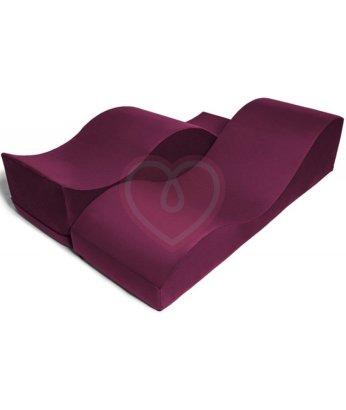 Кровать для секса Liberator Equus Wave рубиновая