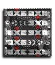Комплект презерватив и виброкольцо Luxe Vibro Бешеная Гейша 1шт