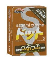 Презервативы Sagami Xtreme Feel Up усиливающие ощущения 3шт