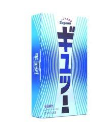 Презервативы Sagami 6 Fit V Premium супер облегающие 12шт