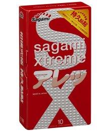 Презервативы Sagami Feel Long ультрапрочные 10шт