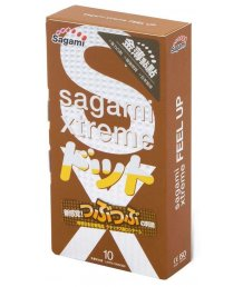 Презервативы Sagami Xtreme Feel Up 10 шт