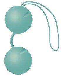 Вагинальные шарики Joyballs Trend матовые мятные