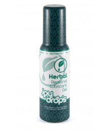 Гипоаллергенный лубрикант на водной основе Joydrops Herbal 100мл