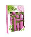 Набор секс-игрушек Smile Crazy Collection розовый