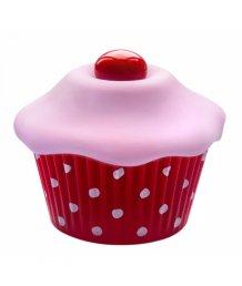 Дизайнерский вибратор-кексик Shiri Zinn Cupcake