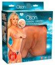 Мастурбатор вагина и попка Bree Olson с вибрацией