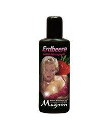Массажное масло Magoon Strawberry с ароматом клубники 100мл