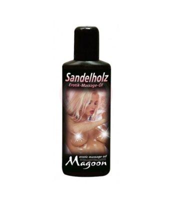 Массажное масло Magoon Sandalwood 100мл