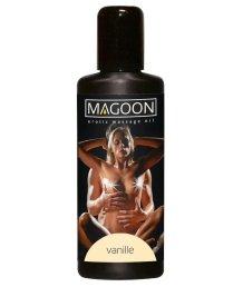 Массажное масло Magoon Vanille с ароматом ванили 100мл
