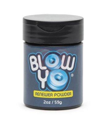 Порошок для ухода за мастурбаторами BlowYo Renewer Powder 59 гр