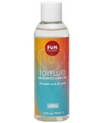 Лубрикант на водной основе Fun Factory Toyfluid