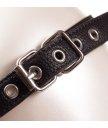 Маска на глаза Pornhub Padded Faux Leather черная