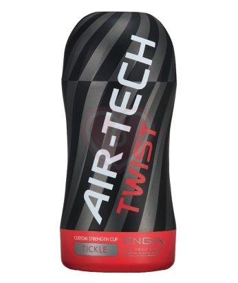 Мастурбатор Tenga Air-Tech Twist Tickle регулируемый многоразовый