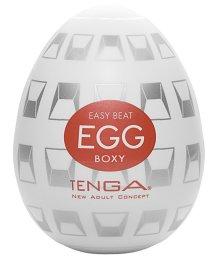 Мастурбатор яйцо Tenga Boxy