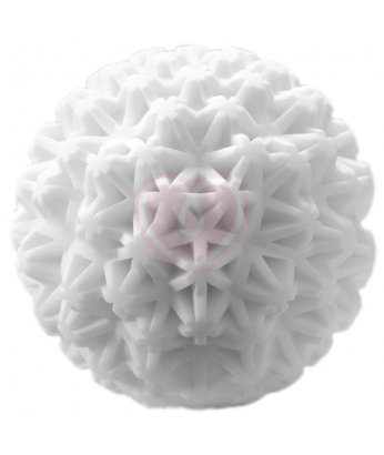 Мастурбатор Tenga Geo Coral белый