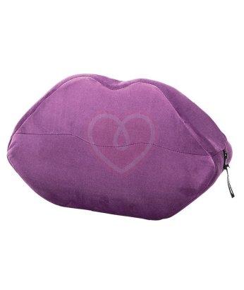 Подушка для секса в виде поцелуя Liberator Kiss Wedge фиолетовая