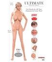 Реалистичная секс-кукла Kitty Ultimate Fantasy Dolls