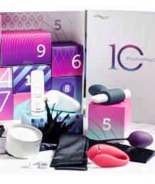 Адвент-календарь для пар We-Vibe Discover Gift Box