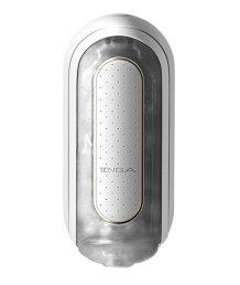 Мастурбатор с вибрацией Tenga Flip Zero EV белый
