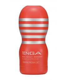 Мастурбатор Tenga Cup Deep Throat Original Vacuum