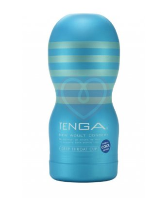 Мастурбатор Tenga Cup Deep Throat Special Cool Edition