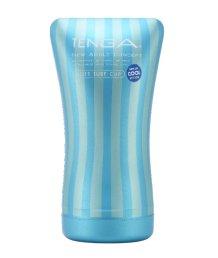 Мастурбатор Tenga Cup Soft Tube Cool с охлаждающим эффектом