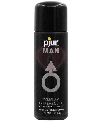 Концентрированный лубрикант на силиконовой основе Pjur Man Premium Extremeglide 30 мл
