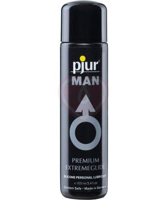 Концентрированный лубрикант на силиконовой основе Pjur Man Premium Extremeglide 100 мл