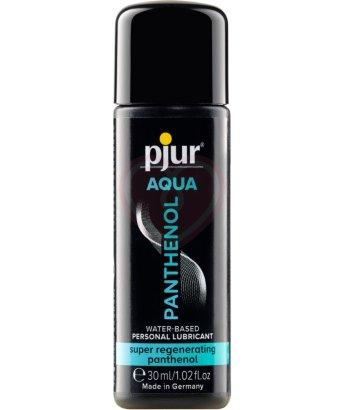 Лубрикант на водной основе с пантенолом Pjur Aqua Panthenol 30 мл